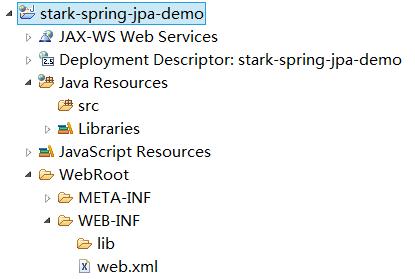 新建spring-jpa-demo-4